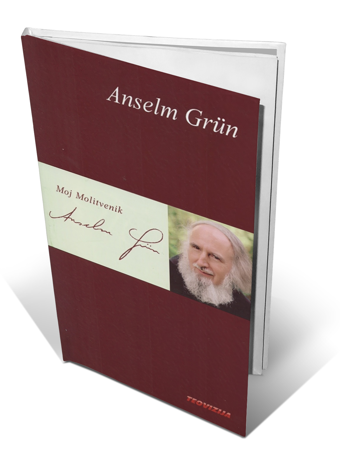 MOJ MOLITVENIK - Anselm Grün