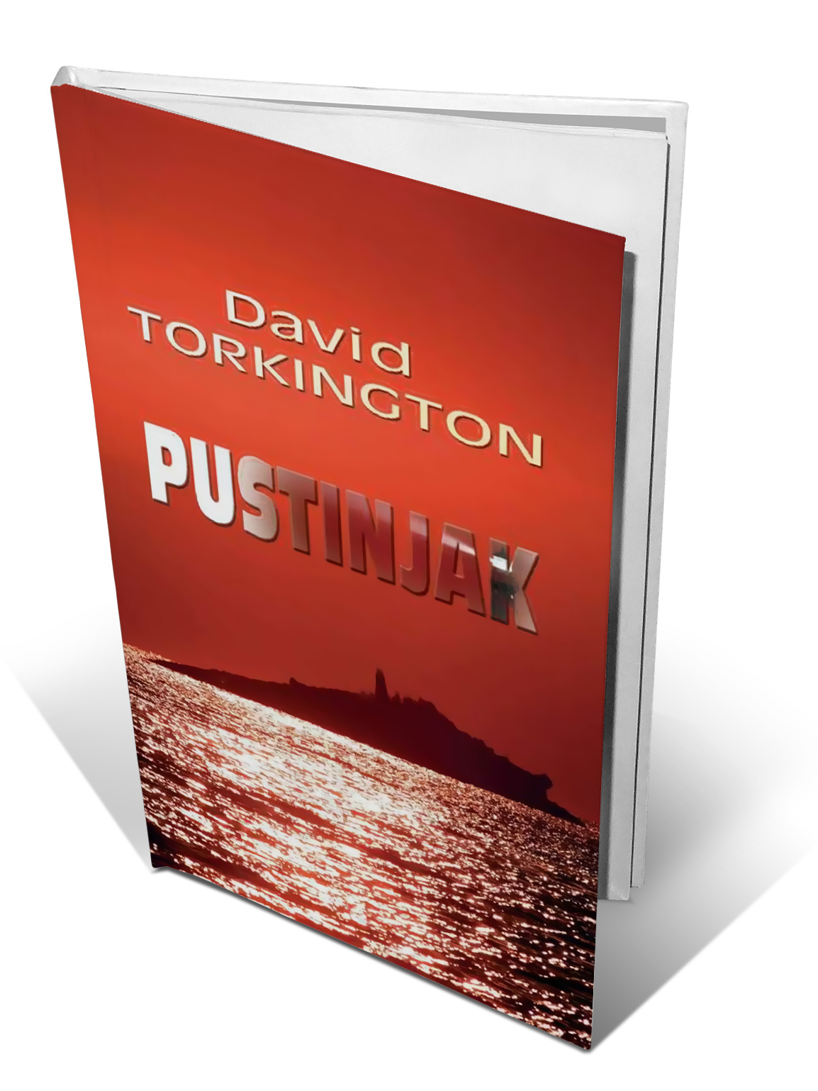 PUSTINJAK - David Torkington