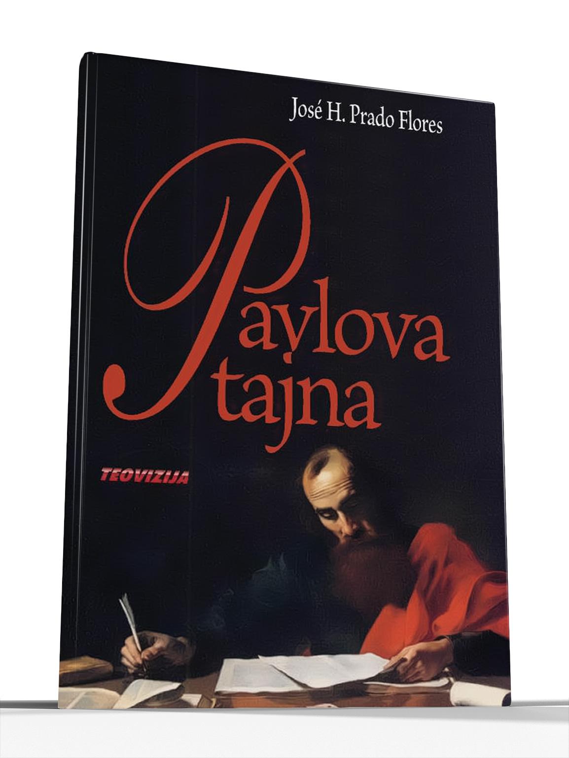 PAVLOVA TAJNA - José H. Prado Flores