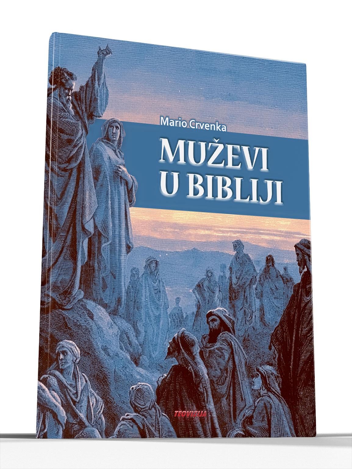 MUŽEVI U BIBLIJI - Mario Crvenka