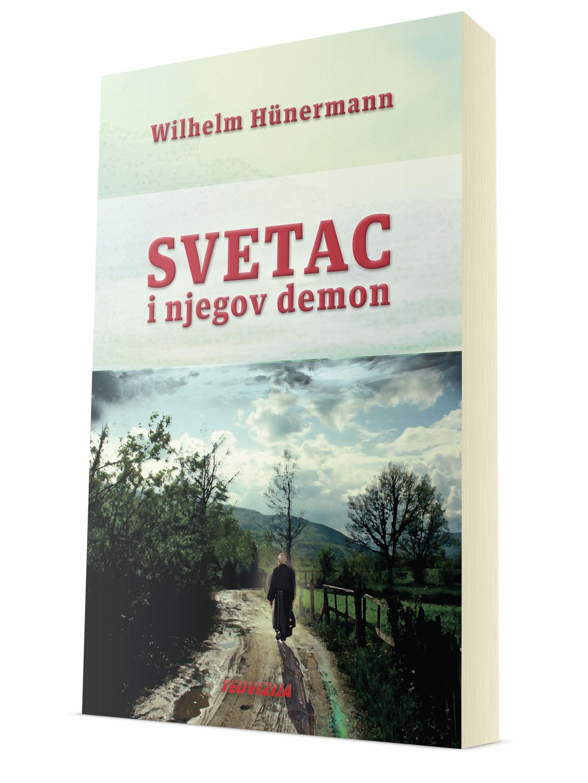 SVETAC I NJEGOV DEMON - Wilhelm Hunermann